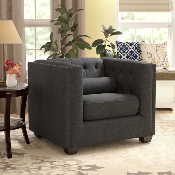 McDougal Armchair by Three Posts