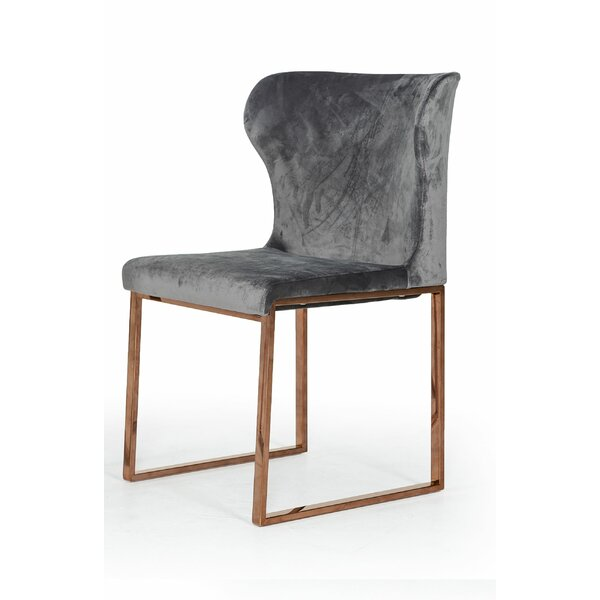 Jayla Upholstered Dining Chair by Orren Ellis Orren Ellis