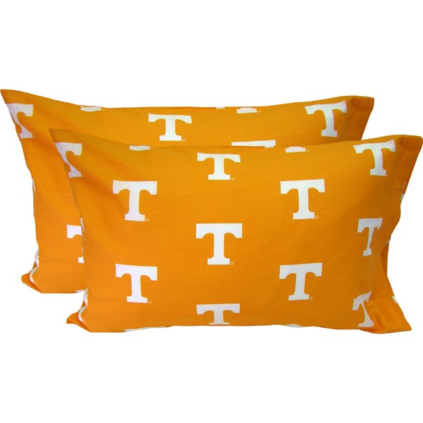 NCAA Tennessee Pillowcase (Set of 2) by College Covers