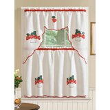 Sheer Embroidered Valances Kitchen Curtains You Ll Love In 2021 Wayfair
