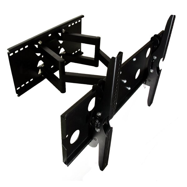 Dual Arm Articulating TV Wall Mount for 32 - 60 LCD/LED/Plasma Screens by Mount-it