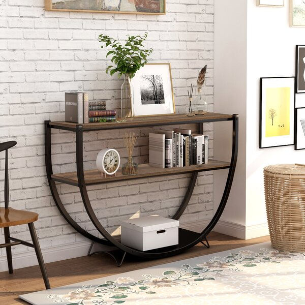 Letchworth 50'' Console Table By 17 Stories