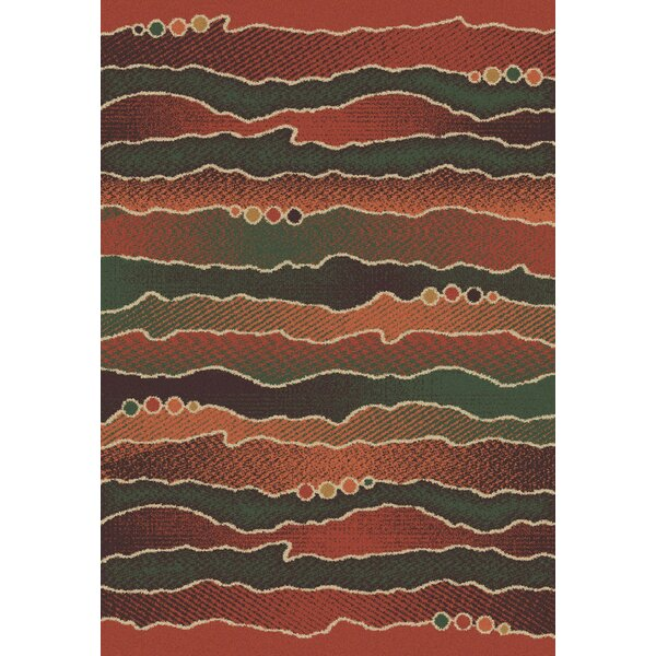 Cumberland Cariboo Multicolor Rug by Regence Home