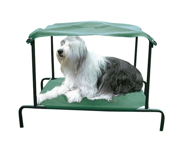 Elevated Breezy Bed™ Outdoor Dog by Kittywalk Systems