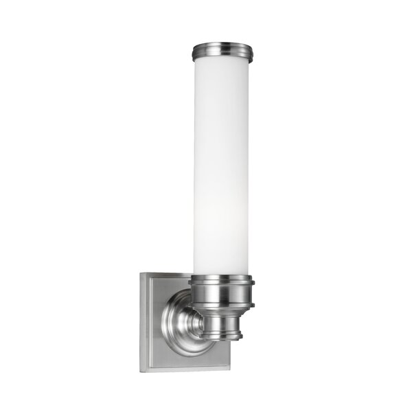 Vilen 1-Light Bath Sconce by Latitude Run