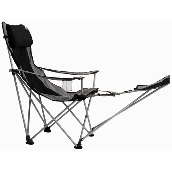 Folding Camping Chair with Cushion by Freeport Park Freeport Park
