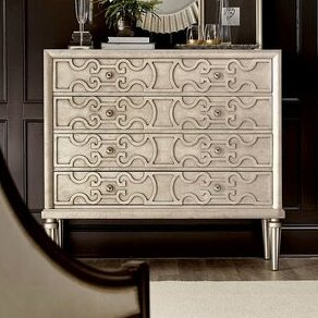 Cheap Price Delahunt 4 Drawer Dresser