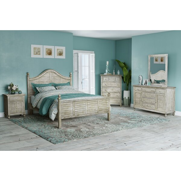 Haylee Standard Configurable Bedroom Set by Rosecliff Heights