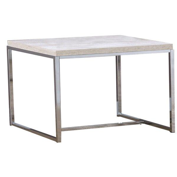 Bolde End Table by Orren Ellis Orren Ellis