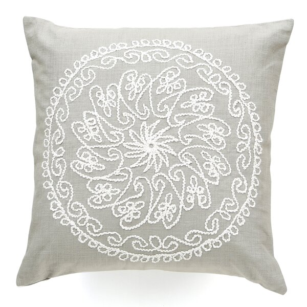 Charlita Cotton Throw Pillow by Wildon Home ®