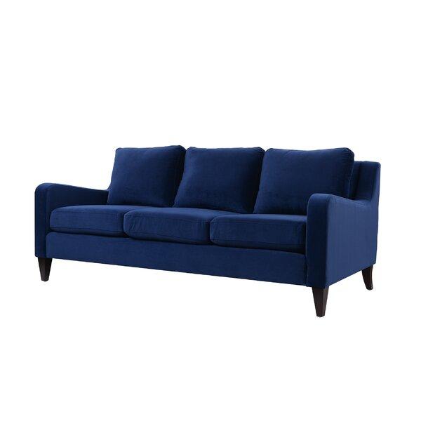 Weybossett Sofa with Cushions by Red Barrel Studio
