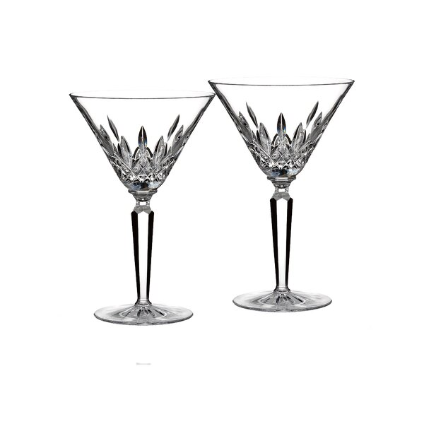 Lismore Crystal Liqueur Glass (Set of 2) by Waterford