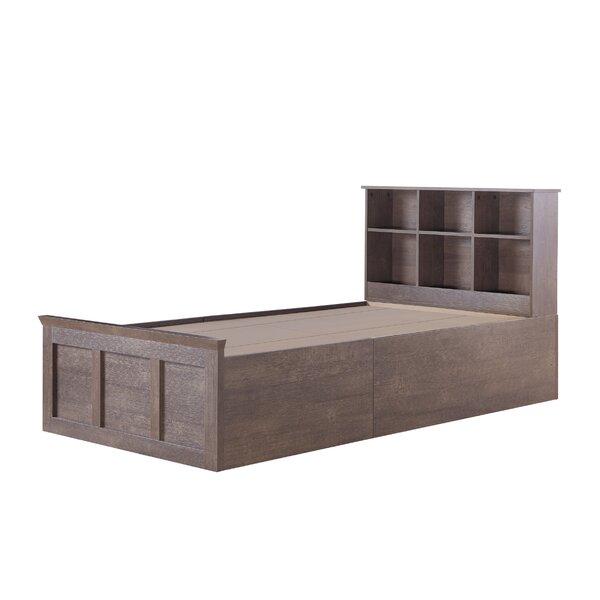 Kiester Storage Platform Bed by Harriet Bee