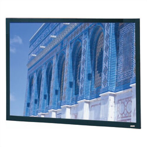 Da-Snap Fixed Frame Projection Screen by Da-Lite