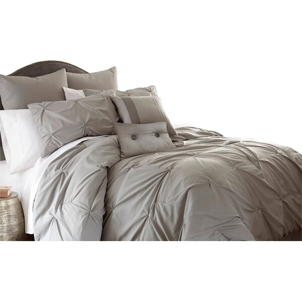 Waltrip 8-Piece Comforter Set by August Grove