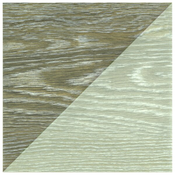 Bon Melange 6.5 x 6.5 Porcelain Field Tile in Greige by EliteTile