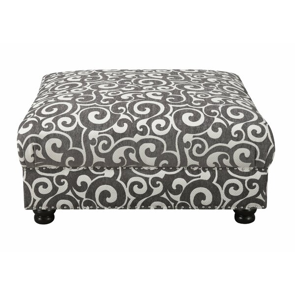 Narcisse Cocktail Ottoman by One Allium Way