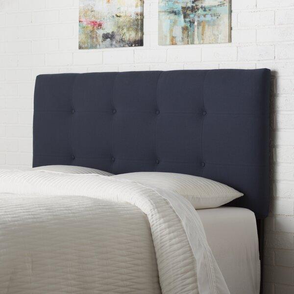 Tufted Upholstered Panel Headboard by Brayden Studio