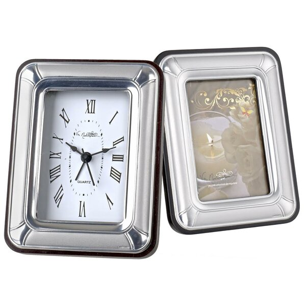 2 Piece Tabletop Clock Set by Darby Home Co
