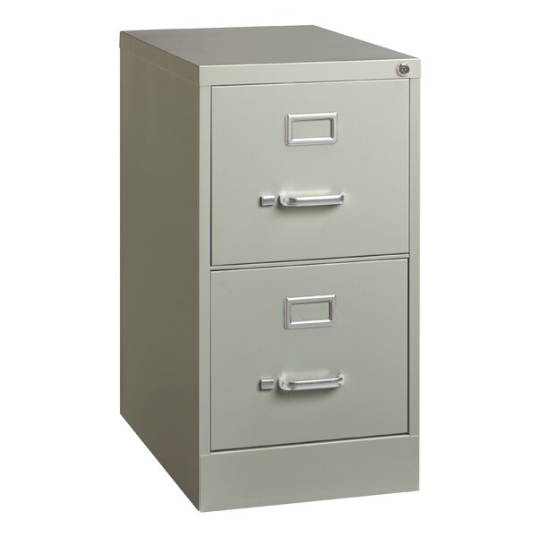 Kist 2 Drawer Vertical Filing Cabinet by Symple Stuff