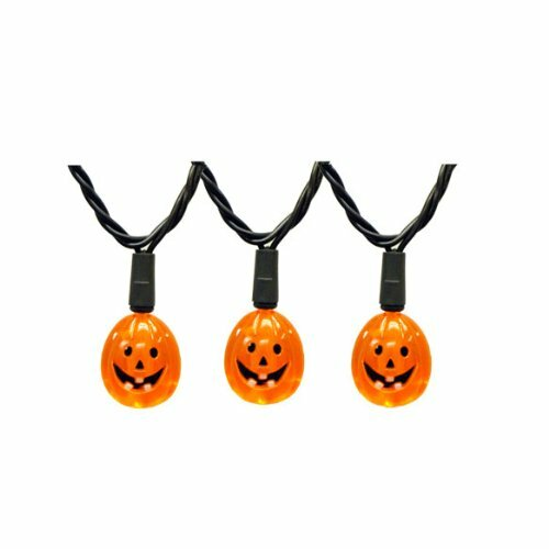 20 Light LED Pumpkin Set by Penn Distributing