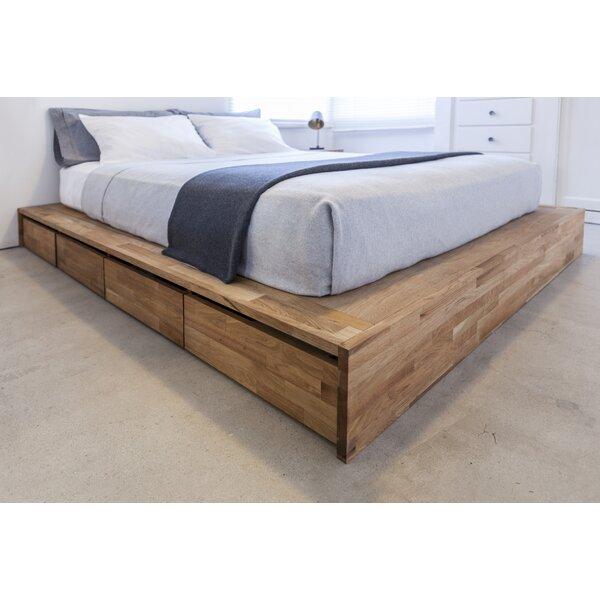 Ottawa Storage Platform Bed by Union Rustic