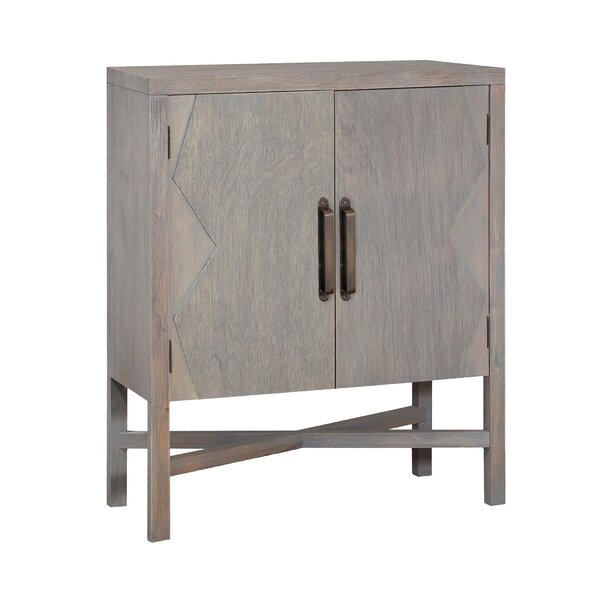 Park Row 2 Door Accent Cabinet by Gracie Oaks Gracie Oaks
