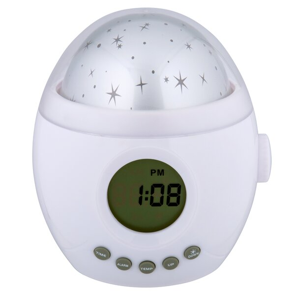 Star Projector 2-Light Night Light by CTG Brands