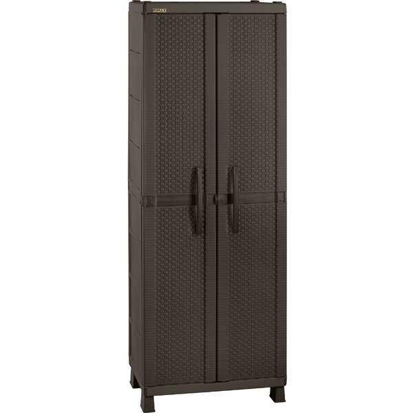 Wansley Wardrobe Armoire by Symple Stuff