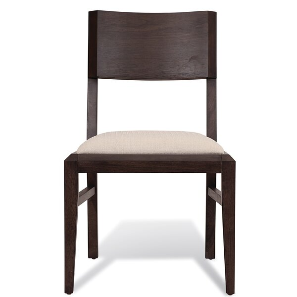 Aria Upholstered Dining Chair (Set of 2) by Winston Porter Winston Porter