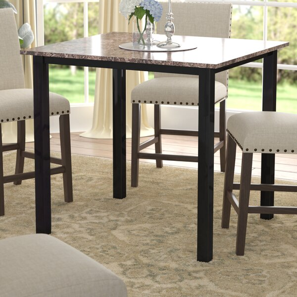 Noyes Counter Height Dining Table by Red Barrel Studio