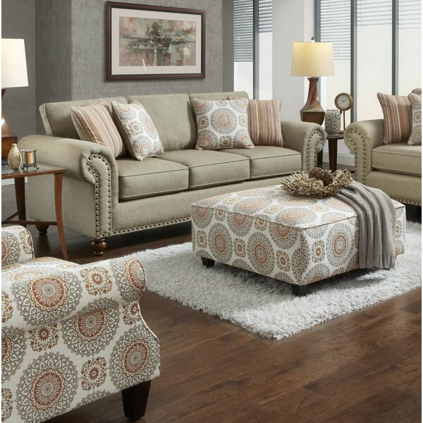 Stewood Loveseat by Ebern Designs