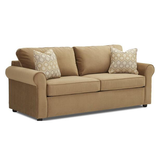 Meagan Inner Spring Sofa Bed by Wayfair Custom Upholstery™