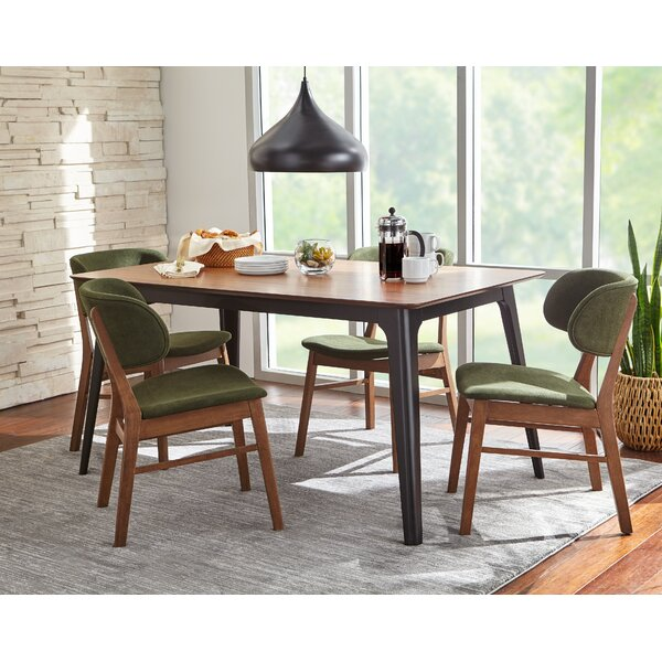 Brunsden 5 Piece Dining Set by Brayden Studio Brayden Studio