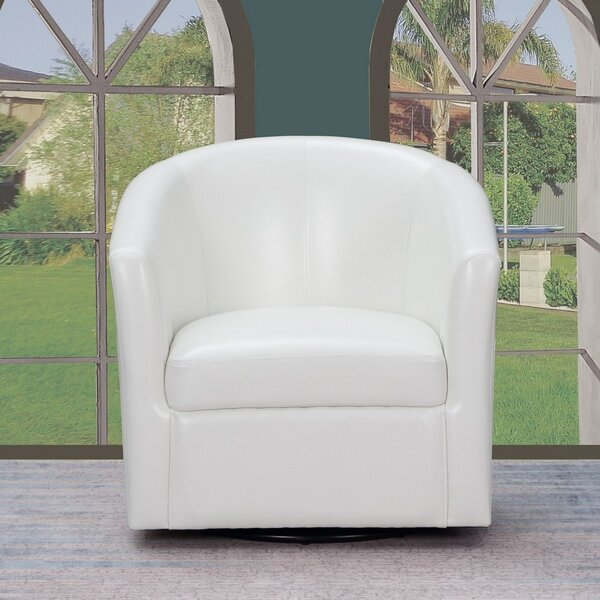 Amandine Barrel Chair by Red Barrel Studio