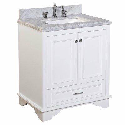 """Bathroom Vanity Sets kbc nantucket 30"""" single bathroom vanity set & reviews   wayfair"""