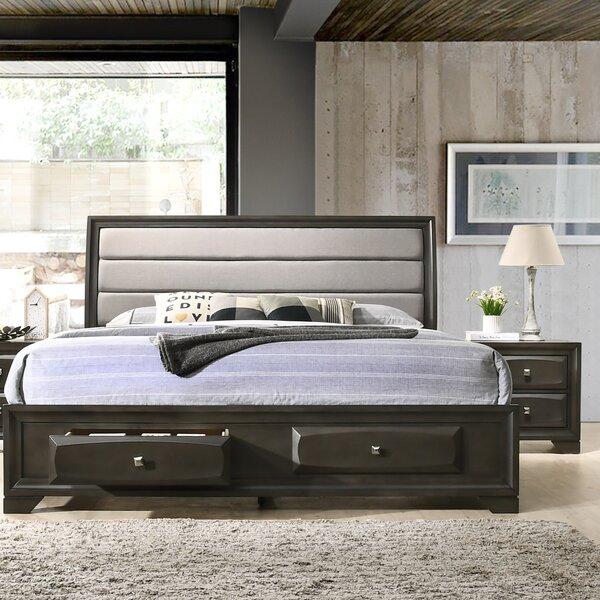 Gauch Platform 4 Piece Bedroom Set by Winston Porter