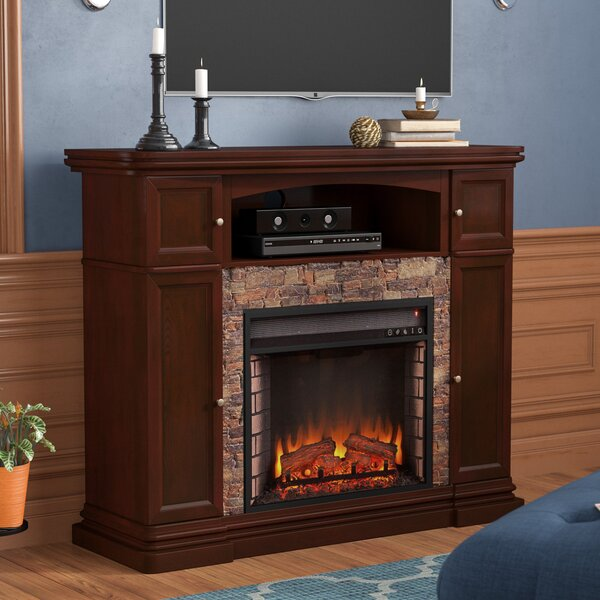Forreston Media Electric Fireplace by Red Barrel Studio