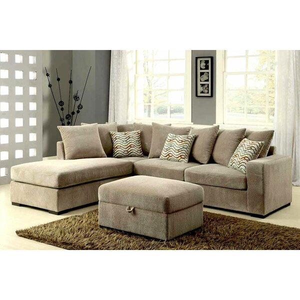 Reversible Sectional by Infini Furnishings