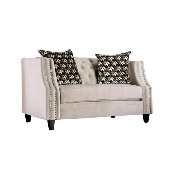 Edgehill Loveseat by Rosdorf Park