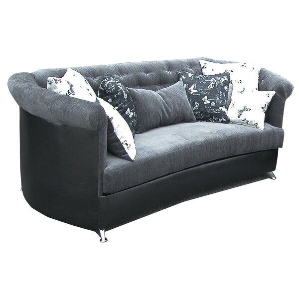 Tuxedo 2 Piece Living Room Set by Gardena Sofa