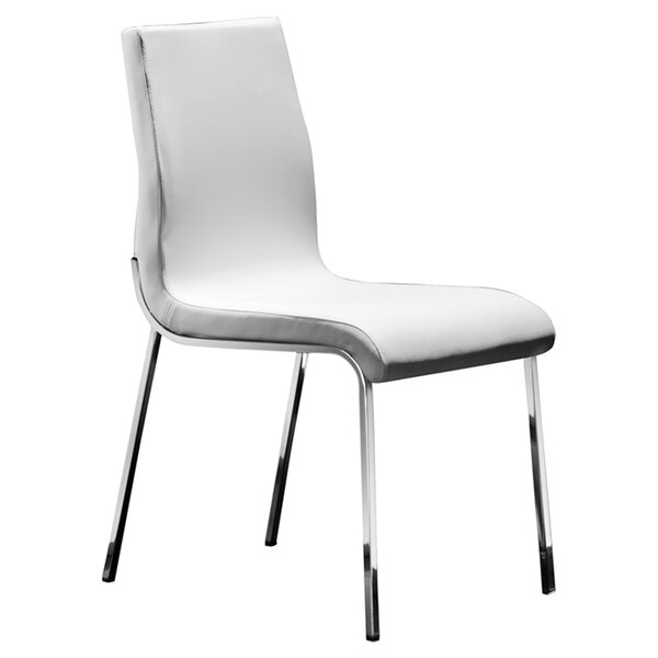 Brockton Upholstered Dining Chair (Set Of 4) By Wade Logan