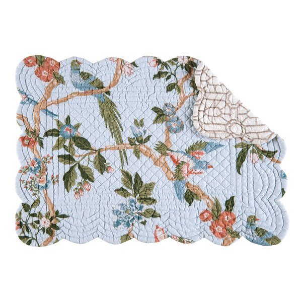 Marilynn Placemat (Set of 6) by August Grove