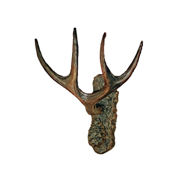 Amazon.com: Reusable Sturdy Stencil Hunting Buck Head Tracks Rack ... | 600x600