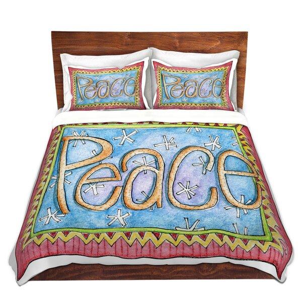 Peace Duvet Cover Set