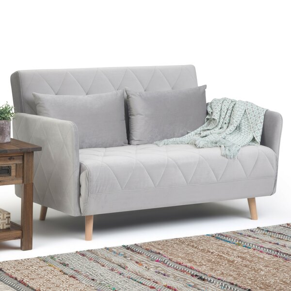 Emmalynn Roll-Out Convertible Sofa by Brayden Studio