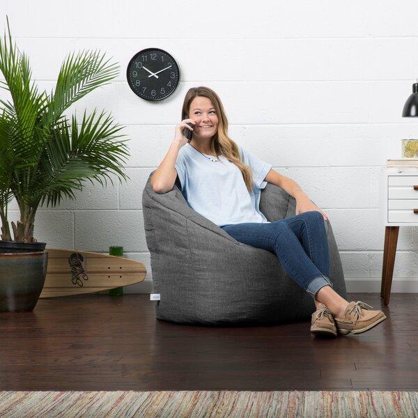 Big Joe Lux Bean Bag Chair by Comfort Research