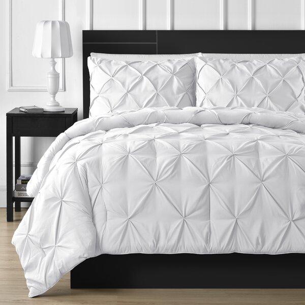 Bridgestone 3 Piece Comforter Set by House of Hampton