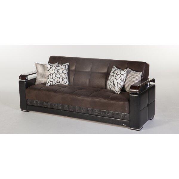 Somerton 3 Seat Sofa Bed by Orren Ellis