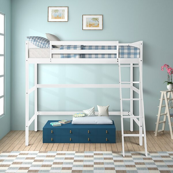 Cardew Twin Loft Bed by Latitude Run